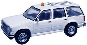 Atlas 1993 Ford(R) Explorer Undecorated N Scale Model Railroad Vehicle #60000061
