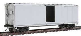 Atlas USRA Steel Rebuilt Boxcar Undecorated HO Scale Model Train Freight Car #64005