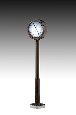 Atlas Clock -- - HO Scale Model Railroad Roadway Light -- #70000019