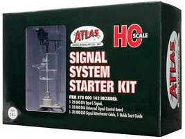 Atlas Ho Starter Set 70000076,46,50