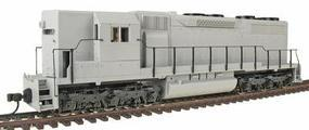 Atlas Gold Series EMD SD35 w/High-Nose Undecorated HO Scale Model Train Diesel Locomotive #7080