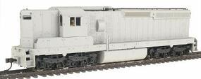 Atlas Series Gold EMD SD24 DCC & Sound Undecorated HO Scale Model Train Diesel Locomotive #7552
