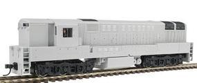 Atlas F-M H24-66 Train Master DCC Ready - Undecorated HO Scale Model Train Diesel Locomotive #7801