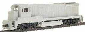 Atlas GE B23-7 - Sound & DCC Equipped - Undecorated HO Scale Model Train Diesel Locomotive #8102