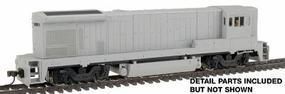 Atlas GE B30-7 - Sound & DCC Equipped - Undecorated HO Scale Model Train Diesel Locomotive #8104