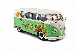Atlas 1959 VW T1 Van Coca Cola - 1/43 Scale
