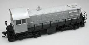 Atlas ALCO S-2 Powered - Undecorated HO Scale Model Train Diesel Locomotive #8700