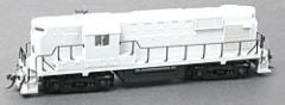 Atlas ALCO RS-11, Powered, Without Decoder Undecorated HO Scale Model Train Diesel Locomotive #8770