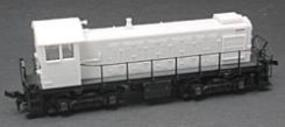 Atlas ALCO S1 - Powered - Undecorated HO Scale Model Train Diesel Locomotive #8800