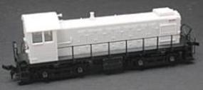 Atlas Alco S1/S3 Powered - Undecorated HO Scale Model Train Diesel Locomotive #8825