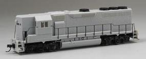 Atlas EMD GP40 w/High Nose - Powered - Undecorated HO Scale Model Train Diesel Locomotive #8940