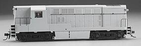 Atlas H15/16-44 Powered, DCC Equipped - Undecorated HO Scale Model Train Diesel Locomotive #9500