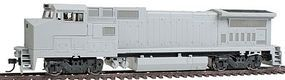 Atlas GE Dash 8-40BW w/Sound & DCC Undecorated HO Scale Model Train Diesel Locomotive #9832