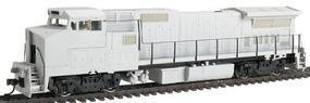 Atlas GE Dash 8-32BWH w/Sound & DCC Undecorated HO Scale Model Train Diesel Locomotive #9864
