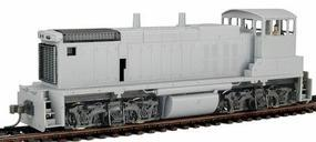 Atlas EMD MP15DC Undecorated w/Square Air Filter Box HO Scale Model Train Diesel Locomotive #9901