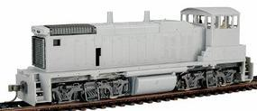 Atlas EMD MP15DC Undecorated w/Angled Air Filter Box HO Scale Model Train Diesel Locomotive #9902