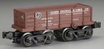 Atlas-O IR Ore Car 3R Jamison Coal & Coke 160/169 O