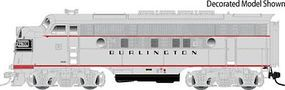 Atlas-O EMD F3A - 3-Rail Undecorated Single Headlight O Scale Model Train Diesel Locomotive #1626
