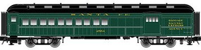 Atlas-O 2-Rail Unlettered 60' Combine Passenger Car O Scale Model Train Passenger Car #2001250