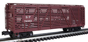 Atlas-O 40 Stock Car 3 Rail Southern Pacific O Scale Model Train Freight Car #20024011