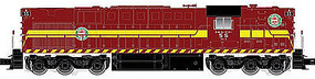 Atlas-O RSD-7/15 2 Rail DCC DMIR #55 O Scale Model Train Diesel Locomotive #20050022