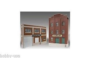 Atlas-O Black Rock Beverage Company O Scale Model Railroad Building #2717