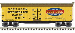 Atlas-O O 40 Wood Reefer, Jelke Good Luck Products (2R)