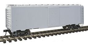 Atlas-O 1937 AAR 40 Single-Door Boxcar - 3-Rail Undecorated O Scale Model Train Freight Car #3002800