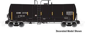 Atlas-O Trinity 17,600-Gallon Corn Syrup Tank Car Undecorated O Scale Model Train Freight Car #3003200