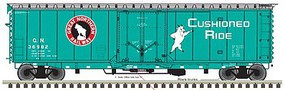 Atlas-O 50 PS-1 Box 3-Rl GN - O-Scale