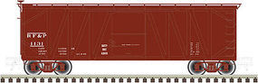 Atlas-O USRA Single-Sheathed Wood Boxcar - 2-Rail - Ready to Run - Master(R) Richmond, Fredericksburg & Potomac - O-Scale