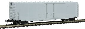 Atlas-O 50 PS-1 Plug Door Boxcar 2 Rail Undecorated O Scale Model Train Freight Car #3004510