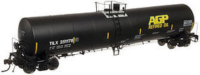 Atlas-O 25500 Gallon Tank 3 Rail AGP O Scale Model Train Freight Car #3005009