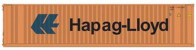 Atlas-O 40Container Hapag - O-Scale