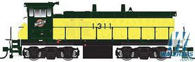 Atlas-O O MP15DC w/DCC & Sound, C&NW #1316 (2R)