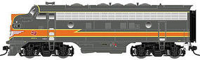 Atlas-O F7A Powered 2-Rail Milwaukee Road #89A O Scale Model Train Diesel Locomotive #30124007