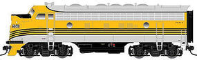 Atlas-O F7A Powered 2-Rail DRGW #5614 O Scale Model Train Diesel Locomotive #30124012