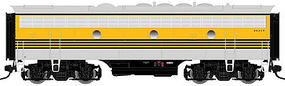 Atlas-O F7B Powered 2-Rail DRGW #5583 O Scale Model Train Diesel Locomotive #30124026
