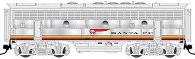 Atlas-O F7B Phase I 2-Rail ATSF #45A O Scale Model Train Diesel Locomotive #30124046