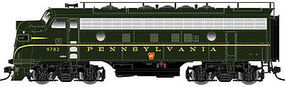 Atlas-O F7A 3-Rail TMCC Pennsylvania RR 9764A O Scale Model Train Diesel Locomotive #30134008