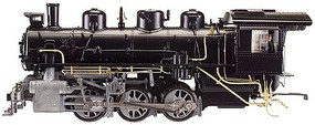 Atlas-O O USRA 0-6-0 w/DCC & Sound, Ptd/Unlettered (2R)