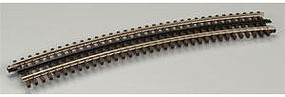 Atlas-O O-81 Full Curved Section 3 Rail O Scale Nickel Silver Model Train Track #6011