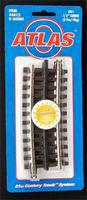 Atlas-O 1/3 O-81 Curve 3 Rail O Scale Nickel Silver Model Train Track #6012