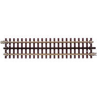 Atlas-O 3-Rail - 10 Straight O Scale Model Nickel Silver Train Track #6050