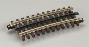 Atlas-O 3-Rail - O72 Half Curved Section O Scale Nickel Silver Model Train Track #6063