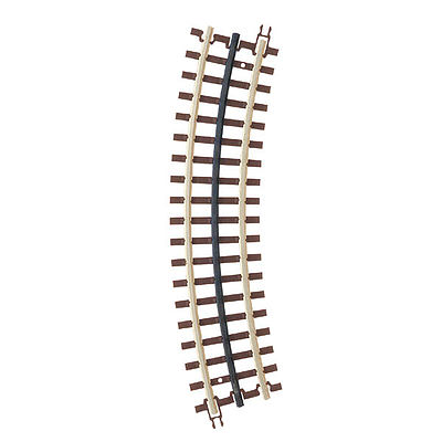 Atlas-O O-36 Full Curve -- O Scale Nickel Silver Model Train Track -- #6066