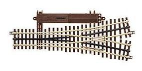 Atlas-O 3-Rail - O72 Wye Remote Custom Supreme O Scale Nickel Silver Model Train Track #6074