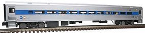 Atlas-O Comet II Passenger Coach, 3-Rail - Metro North #6146 O Scale Model Train Passenger Car #62432