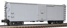 Atlas-O USRA 40 Steel Rebuilt Boxcar - 3-Rail Undecorated O Scale Model Train Freight Car #6480