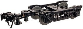 Atlas-O Passenger Car Trucks, CZ/Black